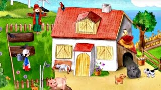 Обзор приложения Маленький Фермер. Игры для детей