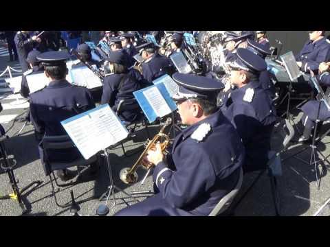 "Yuzu ""Bridge of Glory"" - Japanese Air Force Band"
