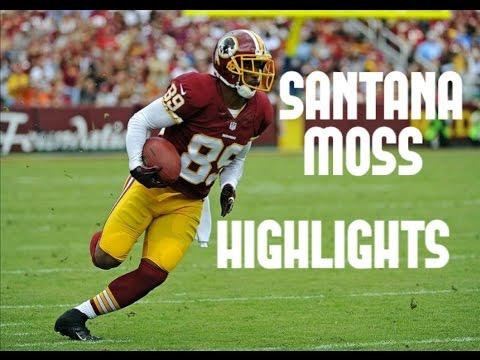 "Santana Moss Ultimate Highlights || ""Smooth"" ᴴᴰ || Washington Redskins"