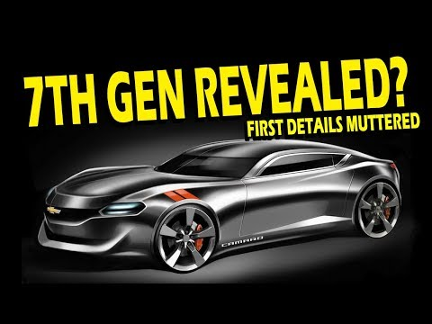 Rumor: 7th Gen Camaro Incoming and Playing a New Role!