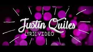 Justin Quiles - Se Rindio [Lyric Video]