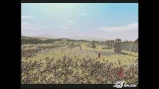 Rome: Total War PC Games Trailer - Rome: Total War E3