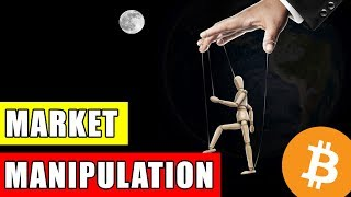 New Report: How Bitcoin Markets are Being MANIPULATED