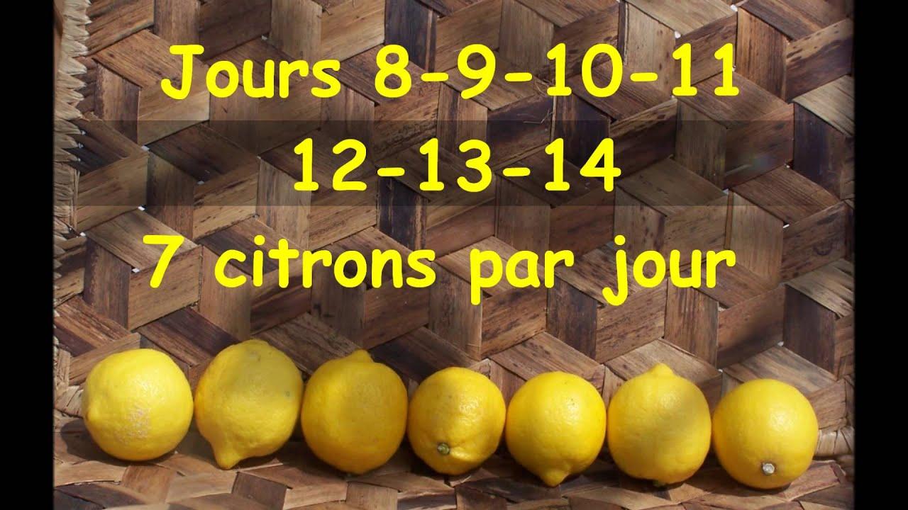 Méthodes et Produits Naturels CITRON EN CURE Détox Minceur