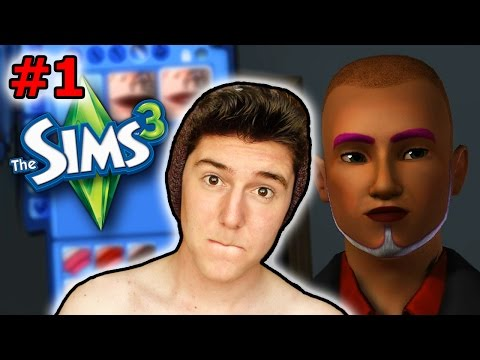 The Best Sim Ever - Sims 3 - #1