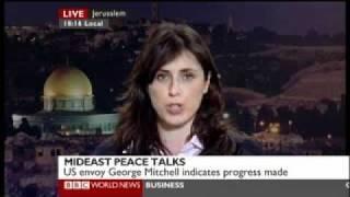 Tzipi Hotovely on BBC