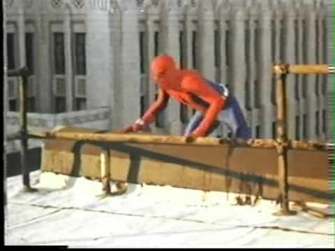 Spiderman Strikes Back 1977  tv movie part 1