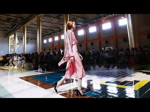 Prada na abertura da Milano Fashion Week