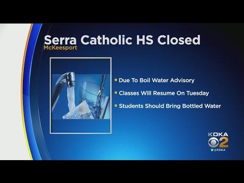 Serra Catholic High School Closed Monday