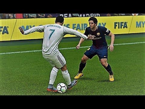 FIFA 18 CRAZIEST SKILLS SHOW