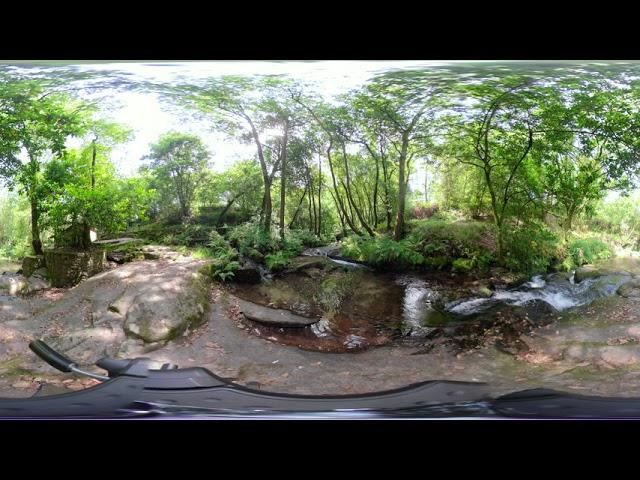 Ruta da Pedra e da Auga 360º
