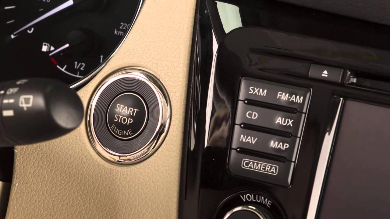 Nissan Rogue Service Manual: Information display is malfunctioning