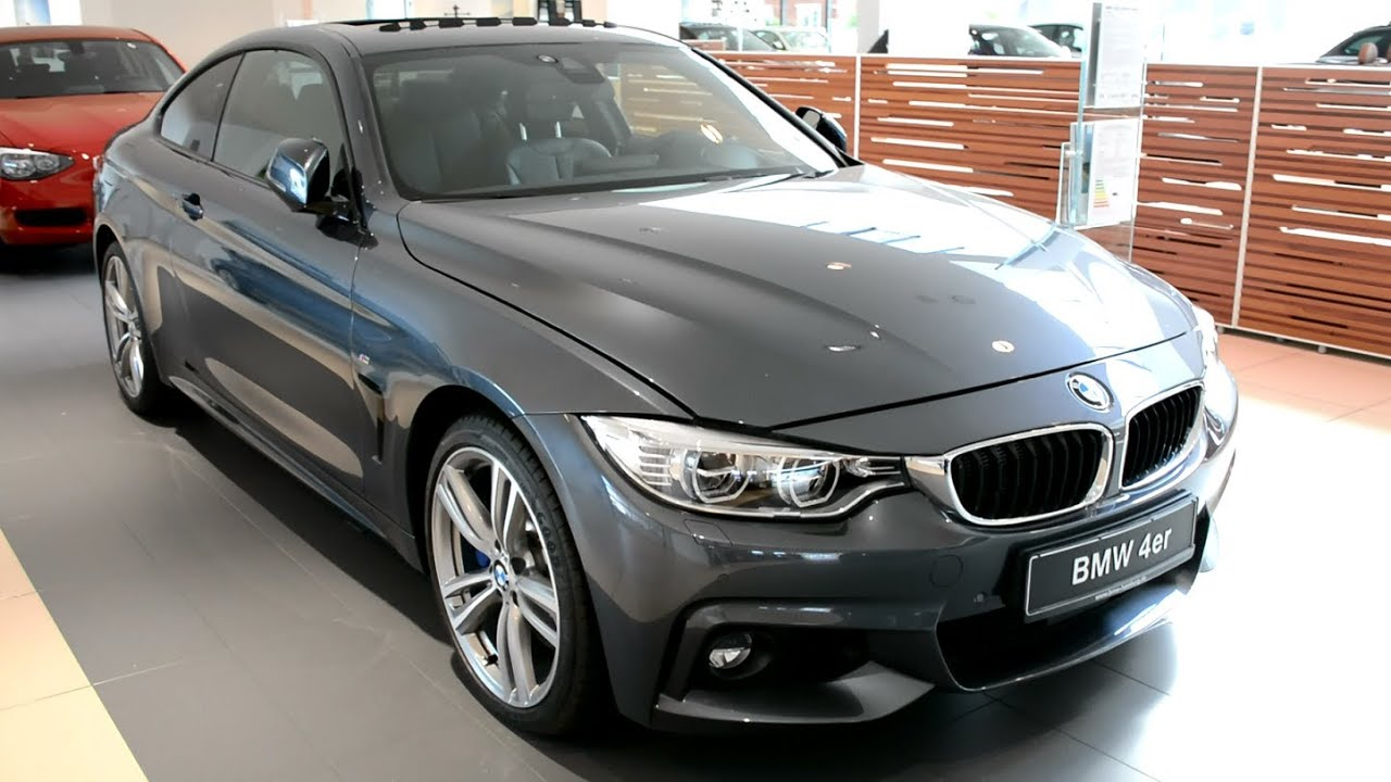 2014 new bmw 4er 435i xdrive coupe m sportpaket f32 youtube for Bmw 4er gran coupe m paket