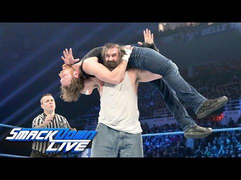 Dean Ambrose vs. Luke Harper: SmackDown LIVE,...