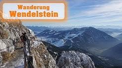 Wanderung auf den Wendelstein (1838 Meter)