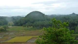 sagbayan peak chocolate hills bohol