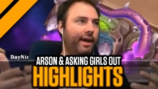 [Highlight] Arson & Asking Girls Out