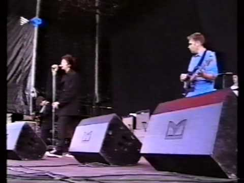 Echo and the Bunnymen 12 What are You Going to do With Your Life Spain 97