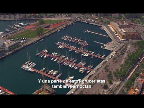 Estudi Universitat de Barcelona impacte dels creuers en la ciutat - EscalaBcn