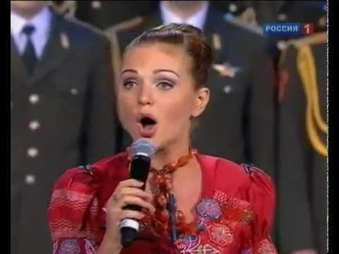 Superbe Version de la chanson Russe Katyusha 2015 - Ryabova @ debiatova
