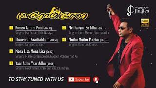 Mr Romeo Movie Audio Full Songs   AR Rahman Tamil Hits   Jukebox   Extreme HD Songs