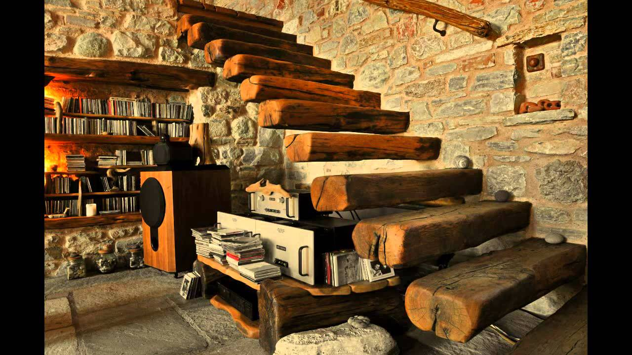 Wood And Stone House stone house in mount pelion,dimitris philippitzis - youtube