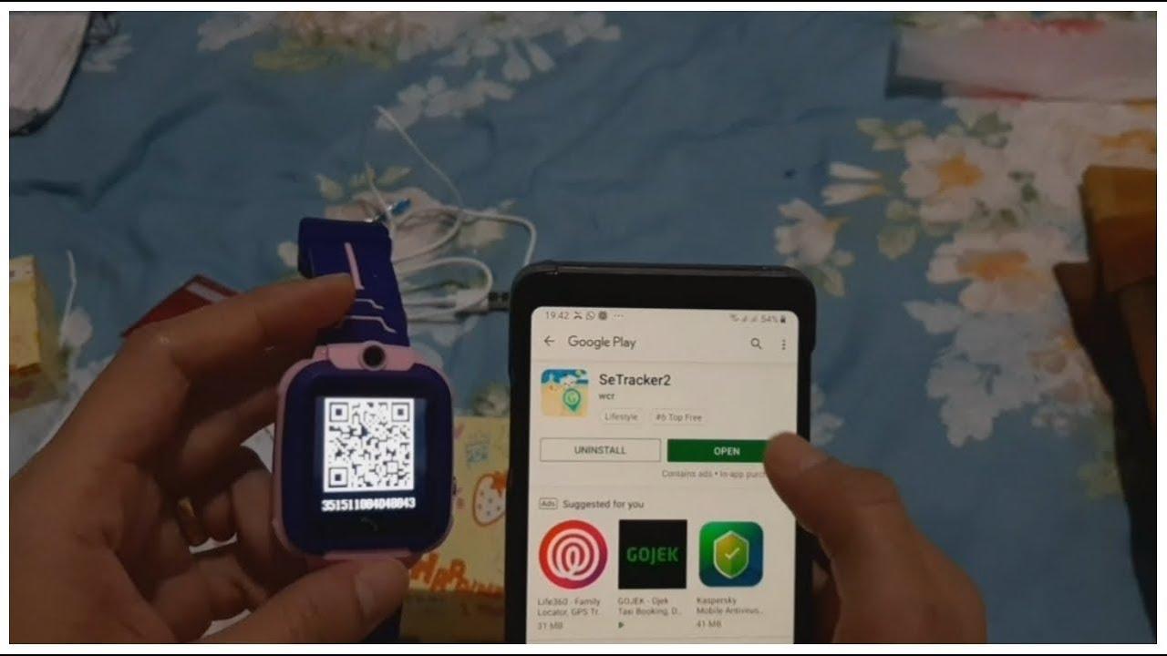 tutorial pengaturan smartwatch q12 cara setting awal jam q12