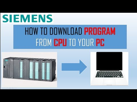 How To Download Program from Any CPU To Your PG