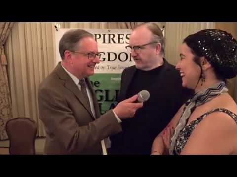 """Perseverance and Achievement"" Jim Beaver & Sarah Spiegel Interview-Empires and Kingdoms"