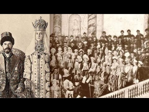 งานเลี้ยงสุดเว่อครั้งสุดท้ายของจักรวรรดิรัสเซีย ก่อนปฏิวัติพระเจ้าซาร์! ย้อนรำลึกประวัติศาสตร์ No119