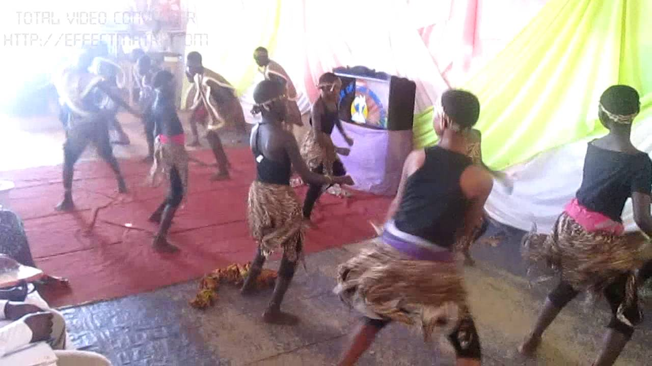 zulu modern traditional by God's glory children