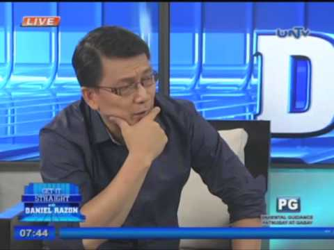 DOTC Spokesperson talks about Philippine Mass Rail Transport