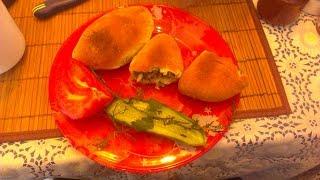 Как приготовить вкусные домашние пирожки с мясом в духовке(Пирожки с мясом -- универсальное русское блюдо, традиционно готовятся в духовке. Жареные пирожки возможно..., 2014-07-05T11:20:16.000Z)