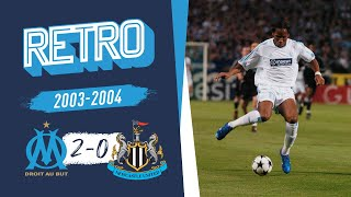 OM 2-0 Newcastle demi finale Coupe de L