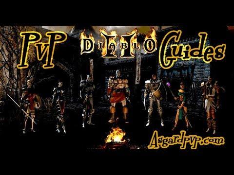 Diablo 2 - How to str bug