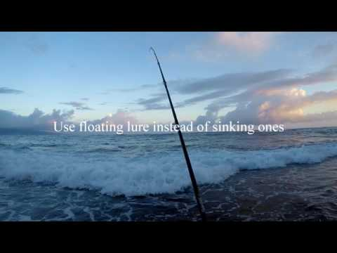 How To Fish North Shore Maui