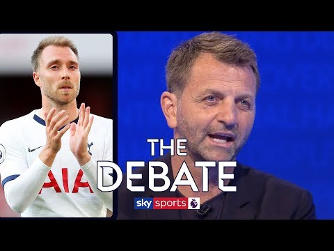 Who will Christian Eriksen be playing for next season? | Sherwood & Townsend | The Debate