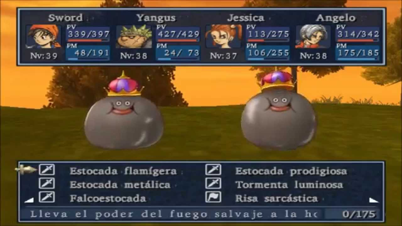 Resultado de imagen de Dragon Quest VIII: El periplo del Rey Maldito