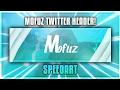 Mofuz Twitter Header Speedart | #mofuzcontest [27]