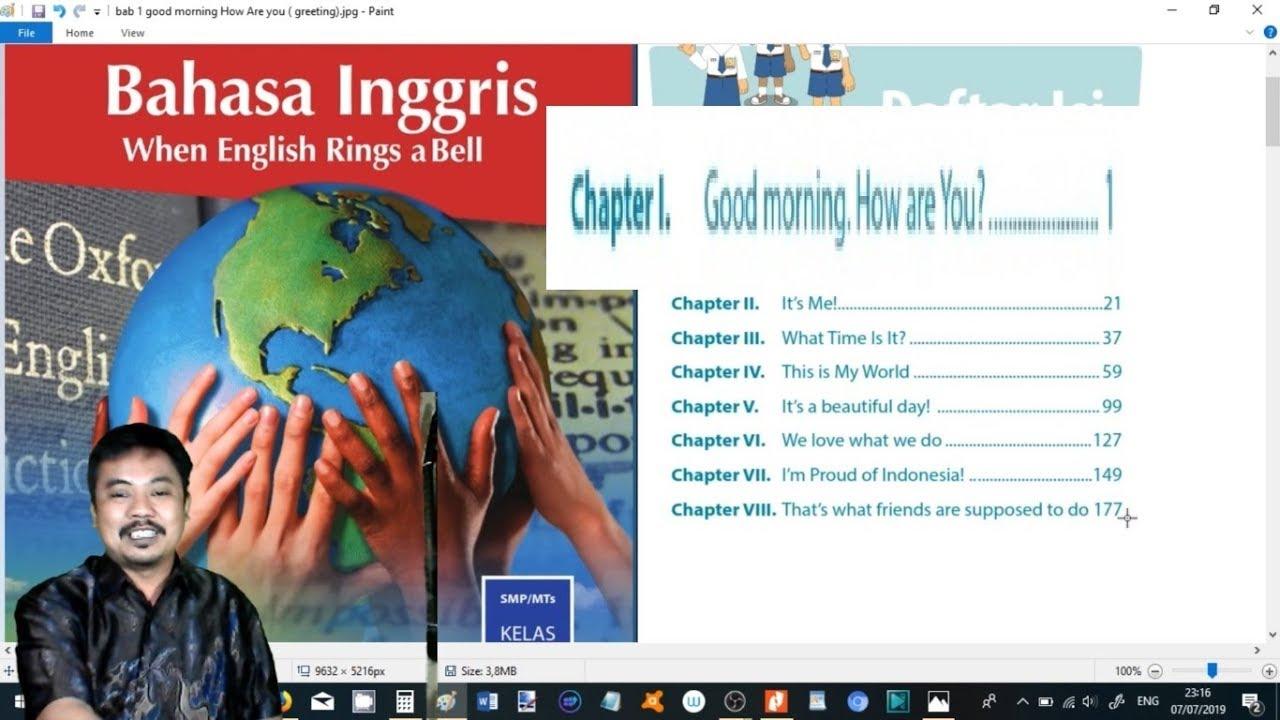 Download Buku Bahasa Inggris Kelas 7