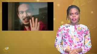 Het 10 Minuten Jeugd Journaal 22 april 2020 (Suriname / South-America)