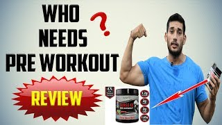 Naturyz SURGE 4X REVIEW | All about Pre Workout | HINDI | JST
