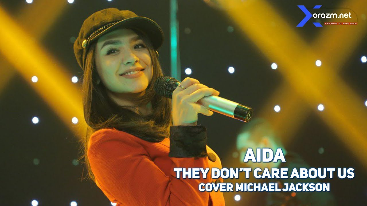 Download Aida -  They Don't Care About Us (cover Michael Jackson)