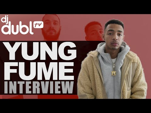 Yung Fume Interview - Doing numbers but not in the mainstream, inspiring Stormzy & Lil Durk collab
