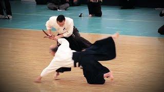 Takenouchi-ryū jūjutsu Hinoshita Toride Kaizan - 39th Kobudo Demonstration Nippon Budokan 2016