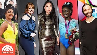 5 Celebrities Who Celebrate Their Bodies | TODAY Originals
