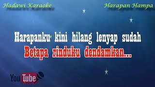 Karaoke Harapan Hampa - M.Mashabi | Karaoke Tanpa Vokal