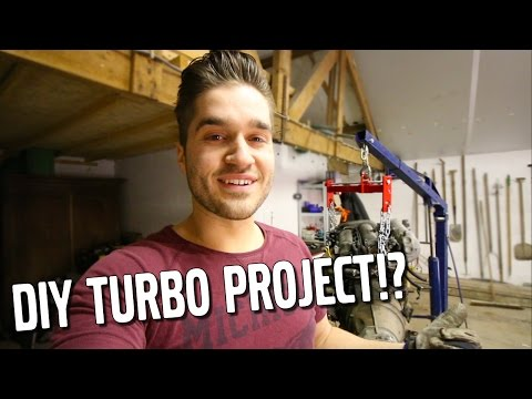 I Got A Miata Again! DIY Turbo Project ✌