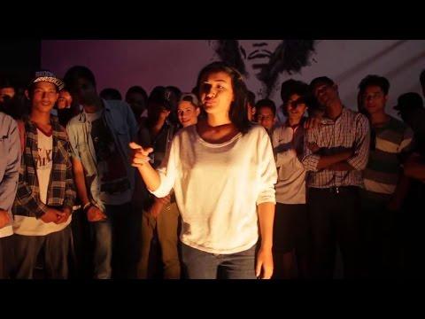Pari Vs Tsamyun - Raw Barz (Female Rap Battle)