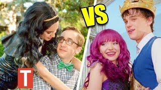 Boyfriend Battle: Ben Vs. Doug Descendants Biggest Crush thumbnail